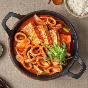 대전식 오징어두루치기(800g)