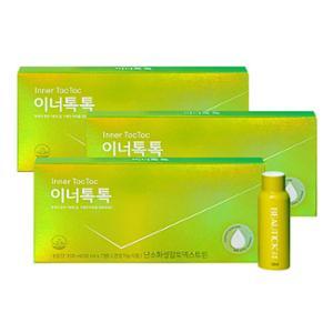 동원 뷰틱 이너톡톡 350ml (50ml*7병) X 3개 / 마시는 장건강 / 난소화성말토덱스트린 함유 / 건강기능식품
