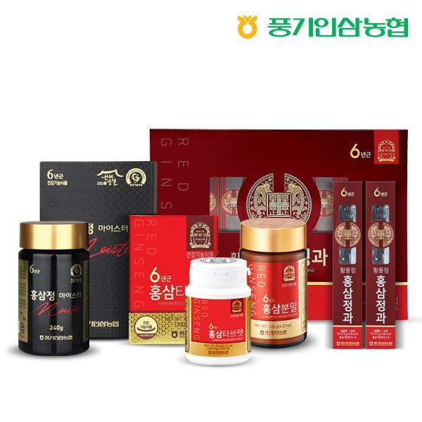 풍기인삼농협 홍삼정/캡슐/홍삼액 추천!