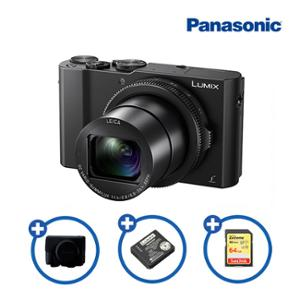 [파나소닉] DMC-LX10 루믹스 카메라 /정품케이스+정품배터리+64GB메모리 증정