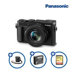 [파나소닉] DC-LX100M2 루믹스 컴팩트 카메라 /정품케이스+정품배터리+64GB메모리 증정