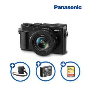 [파나소닉] DC-LX100M2 루믹스 컴팩트 카메라 /정품케이스+정품배터리+32GB메모리 증정