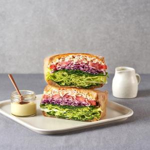 와사비마요 크래미 샌드위치 (한개)