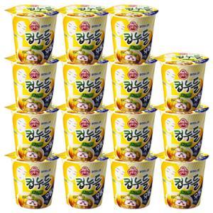 [오뚜기] 컵누들 우동맛 컵 38.1g