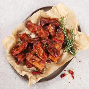 [계절밥상] 매운고추장 쪽갈비 (500g)