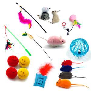 슈퍼캣 10종 고양이 장난감 선물세트