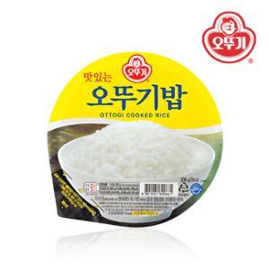 [오뚜기] 맛있는 오뚜기밥 200g x 30개