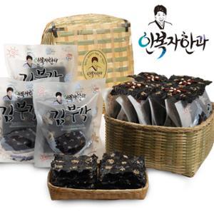 [안복자한과] 김부각 - 3호