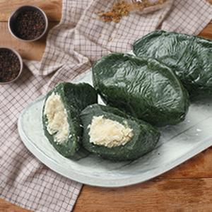 [영광떡공방] 우리쌀로 빚은 생모시떡(동부) 400g x 2팩