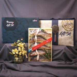 [황금수산]법성포 영광보리굴비 5미(28~30cm) 선물세트