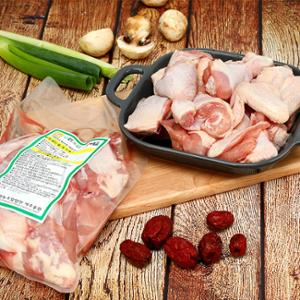 제주동원 닭볶음용 토막닭(냉장) 1kgx2개(총2kg)