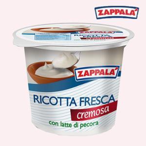Zappala 이탈리아 명품 리코타치즈200g3개 Cheese