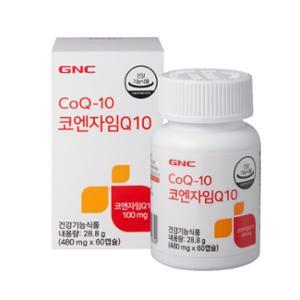 GNC 코엔자임Q10 (480mg X 60캡슐)
