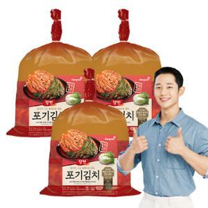 ★리뉴얼★[동원] 고급원재료로 만든 산지양반 포기김치 2.2kg X 3개 (총 6.6kg)