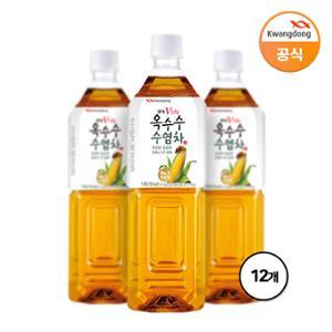 광동 옥수수수염차 1.25L X 12병
