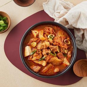 생고기돼지김치찌개(600g)
