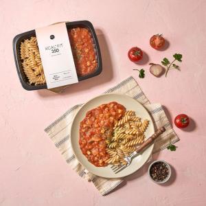 [칼로핏350] 토마토채소 통밀파스타