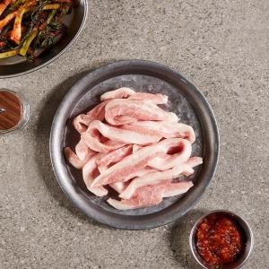[미트Q] 돼지 항정살(구이용/200g/냉동)