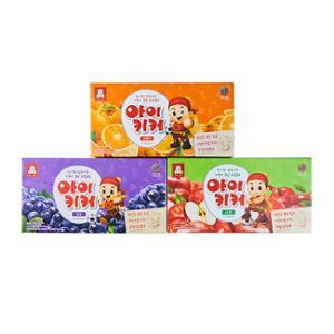 [정관장] 아이키커 (사과,오렌지,포도) 100ml x 30포