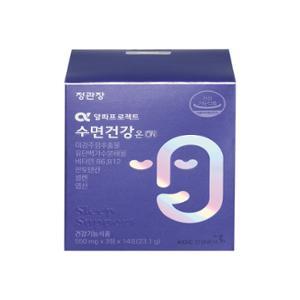 [정관장] 수면건강온(550mg*3정*14포)