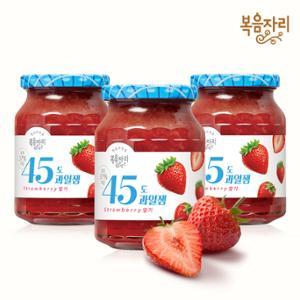 [복음자리] 45도과일잼(딸기)350g 3개입