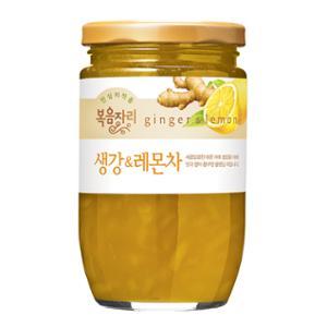 [복음자리] 생강&레몬차500g