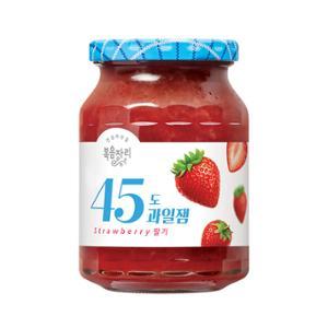[복음자리] 45도과일잼(딸기)350g