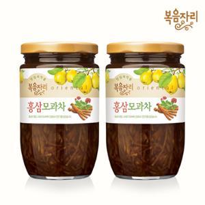 [복음자리]홍삼모과차470g 2개